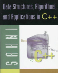 Data Structures Algorithms And Applications In C++