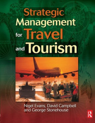 Strategic Management For Tourism Hospitality And Events
