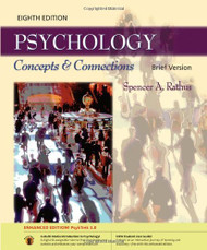 Psychology Concepts And Connections Brief Version