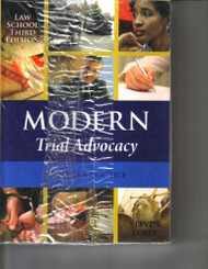 Modern Trial Advocacy Analysis And Practice