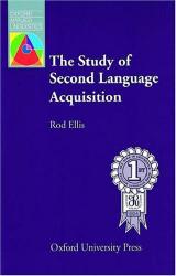 Study Of Second Language Acquisition