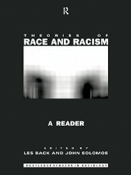 Theories Of Race And Racism