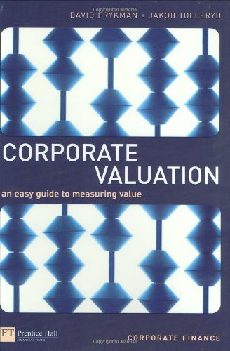Financial Times Guide To Corporate Valuation