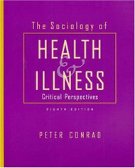 Sociology Of Health And Illness