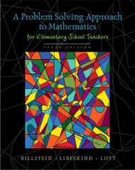 Problem Solving Approach To Mathematics For Elementary School Teachers