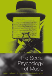 Social Psychology Of Music