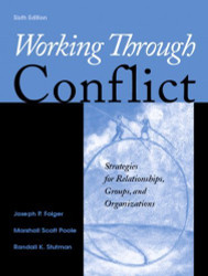 Working Through Conflict