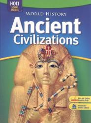 World History Grades 6-8 Ancient Civilizations