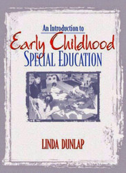 Introduction To Early Childhood Special Education