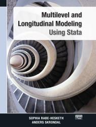 Multilevel And Longitudinal Modeling Using Stata