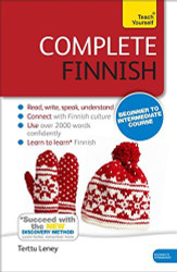 Complete Finnish With Two Audio Cds