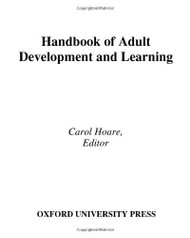Handbook Of Adult Development And Learning