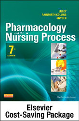 Pharmacology And The Nursing Process -- Text And Elsevier Adaptive Quizzing