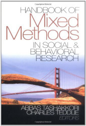 Sage Handbook Of Mixed Methods In Social And Behavioral Research