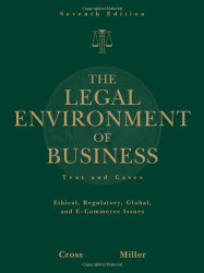 Legal Environment Of Business