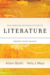 Norton Introduction To Literature - Shorter Version