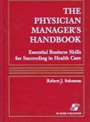 Physician Manager's Handbook