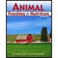 Animal Feeding And Nutrition