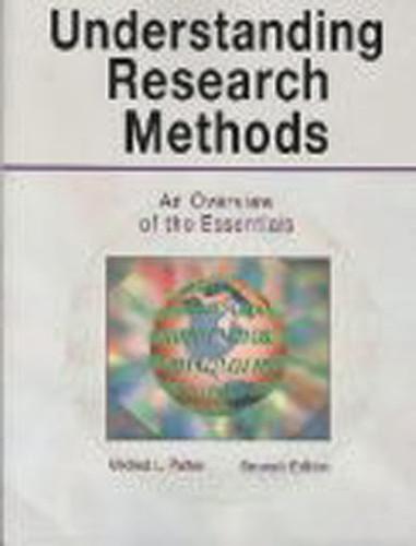 Understanding Research Methods