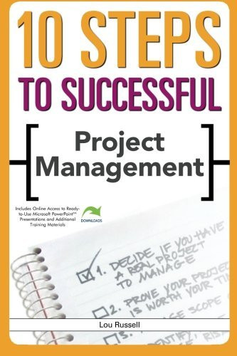 10 Steps To Successful Project Management