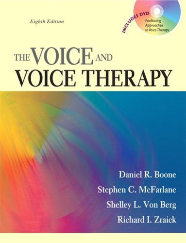 Voice And Voice Therapy