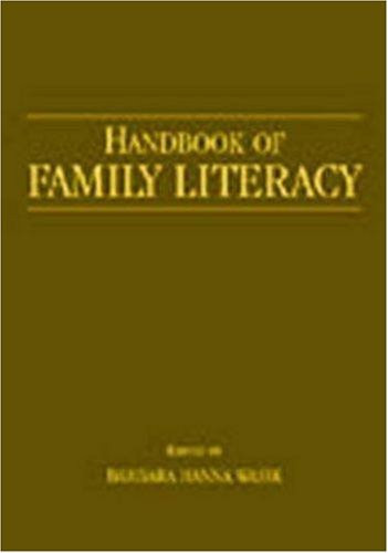 Handbook Of Family Literacy