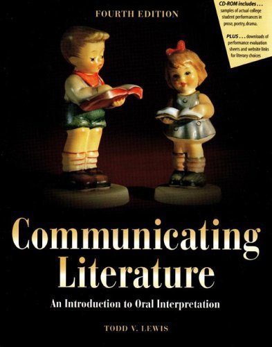 Communicating Literature