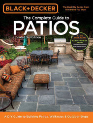 Black And Decker Complete Guide To Patios