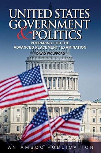 U.S Government And Politics