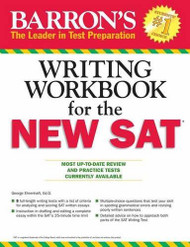 Barron's Writing Workbook for the NEW SAT