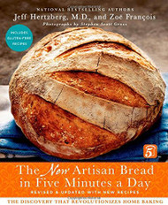 New Artisan Bread In Five Minutes A Day