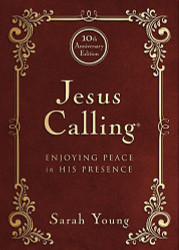 Jesus Calling Anniversary Expanded Edition