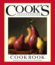 Cook's Illustrated Cookbook