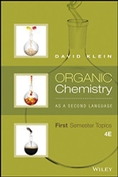 Organic Chemistry I As A Second Language