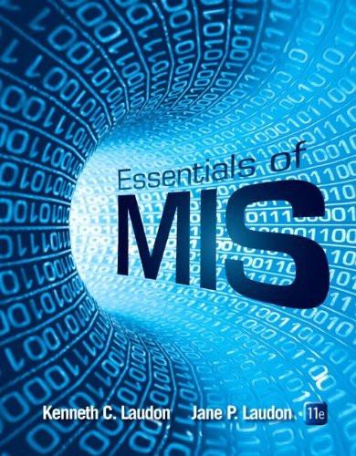 Essentials Of Mis Management Information Systems