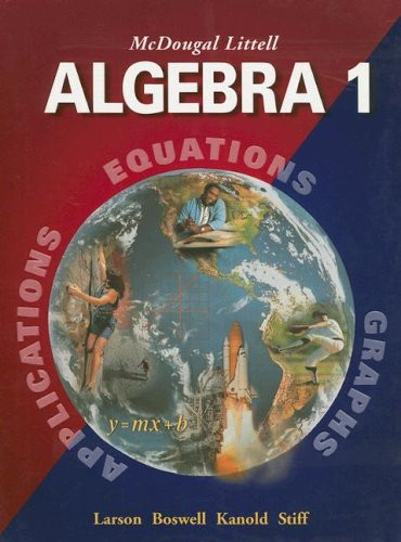 Algebra 1 Applications Equations Graphs