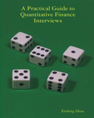 Practical Guide To Quantitative Finance Interviews
