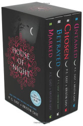 House Of Night Books 1-4