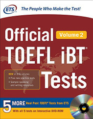 Official Toefl Ibt Tests With Audio Volume 2