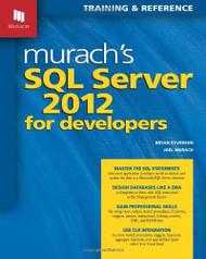 Murach's Sql Server 2012 For Developers