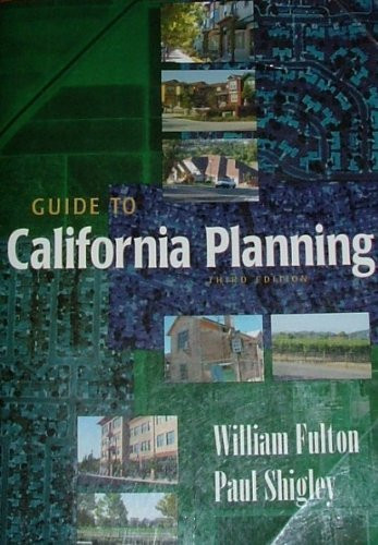 Guide To California Planning
