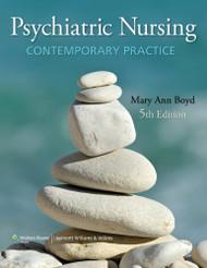 Psychiatric Nursing Mary Ann Boyd DNS PMHCNS-BC