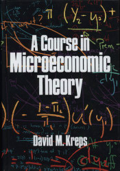 Course In Microeconomic Theory