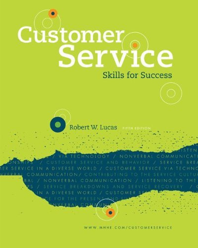 Customer Service Skills For Success