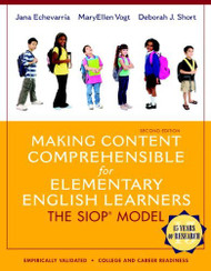 Making Content Comprehensible For Elementary English Learners