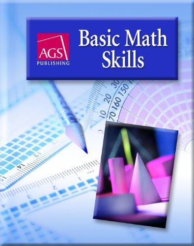 Basic Math Skills Student Text