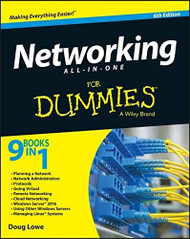 Networking All-In-One Desk Reference For Dummies