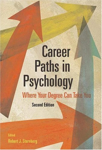Career Paths In Psychology