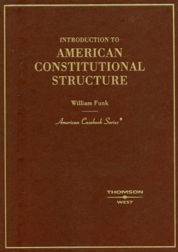Introduction to American Constitutional Law