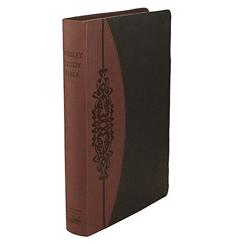 Ceb Common English Wesley Study Bible Decotone
